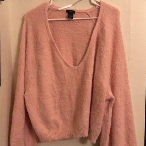 Super soft Rue+ cropped sweater